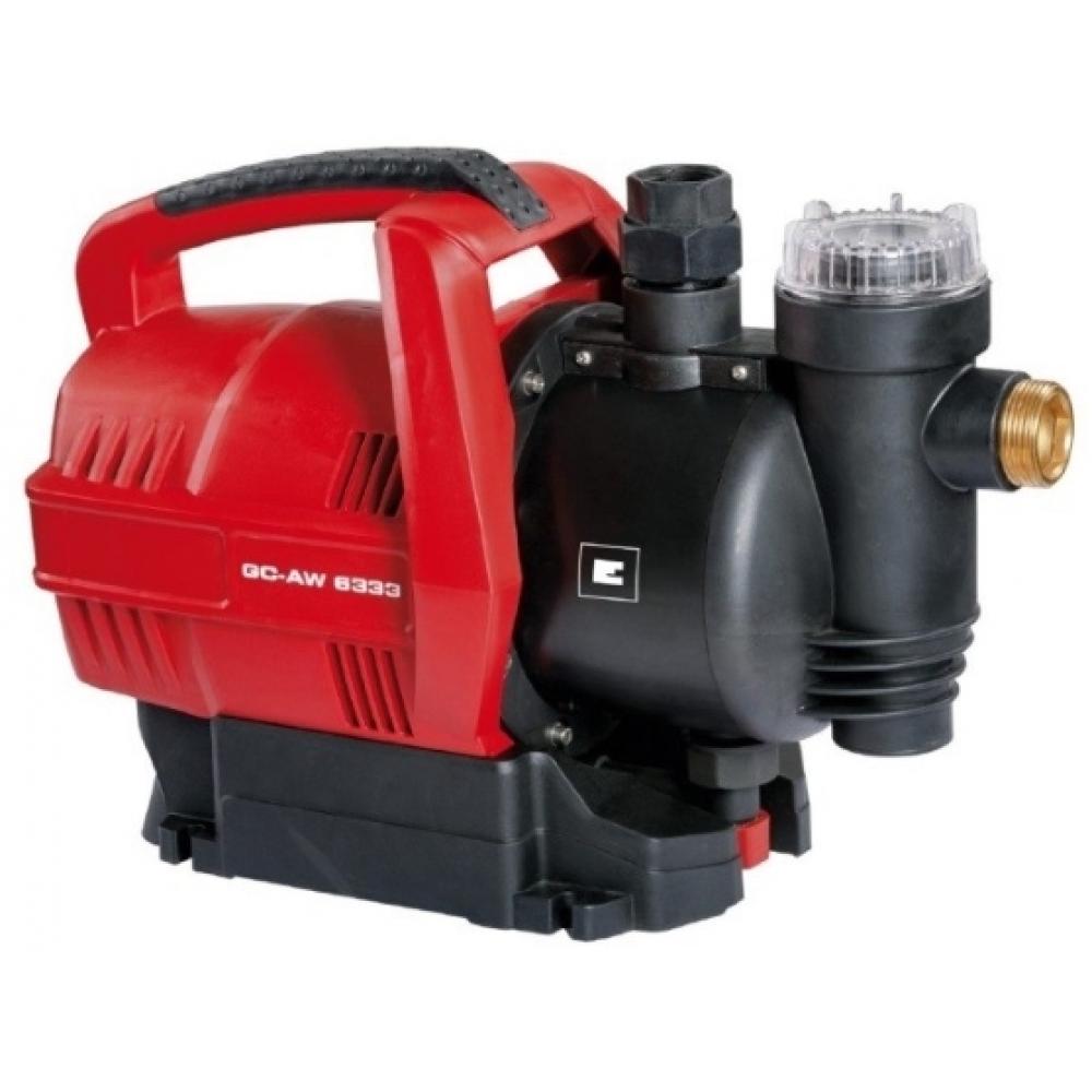 pompe darrosage automatique puissance 630 watts gc aw 6333 einhell - Pompe De Jardin