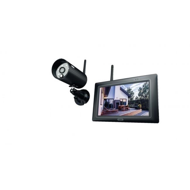 Kit de vidéosurveillance PnP Full HD écran + 1 caméra ABUS