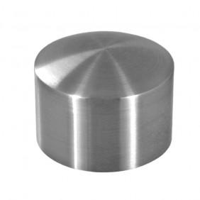 Embout d'extrémité inox - diamètre 42 millimètres Design Production