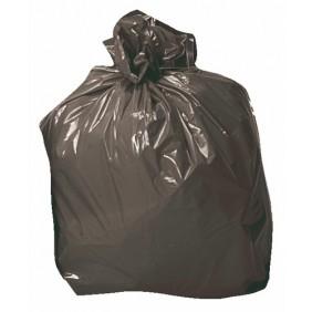 Sacs poubelle 50 litres 35 microns (x200) BRICOZOR