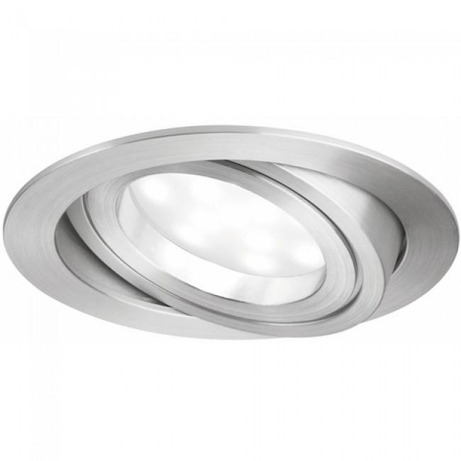Spot orientable - à encastrer - LED - Coin -  83 mm PAULMANN