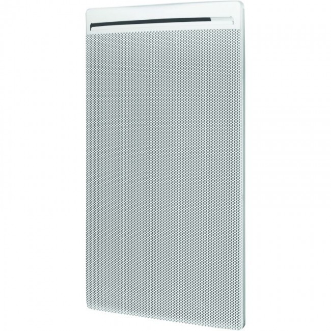 Radiateur rayonnant aluminium  - 1500 watts - pose verticale - Loreda AIRELEC
