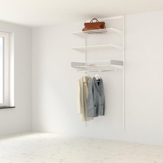 Kit Dressing Classique - L90x40 cm - Blanc ELFA