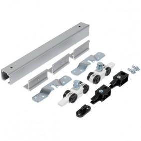 Système + rail pour porte coulissante Série Expert-vantail 40 kg ROB
