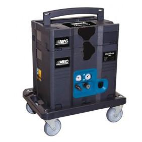 Compresseur multibox Comby - sur roues - Puissance 1000 watts ABAC
