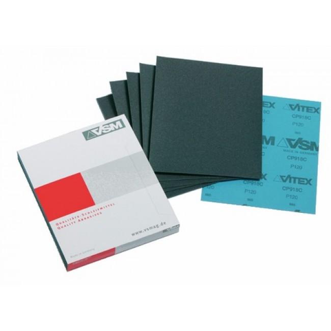 Abrasifs latex à l'eau carbure de silicium CP 918-50 pièces VSM