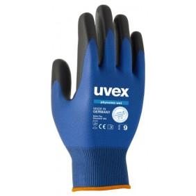Gants de protection - environnement humide - Phynomic wet UVEX