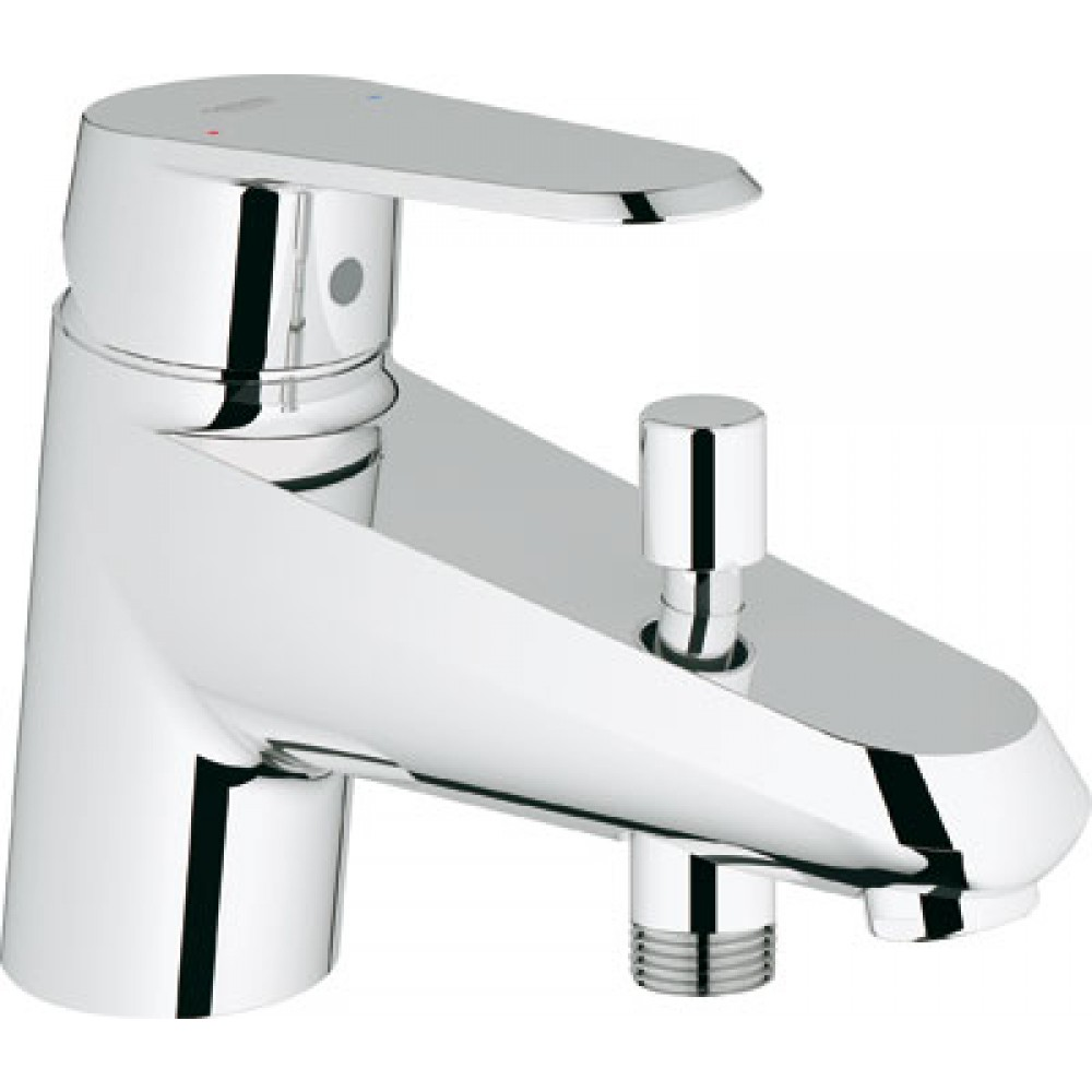 mitigeur baignoire monotrou chrom eurodisc cosmopolitan 33192002 bricozor. Black Bedroom Furniture Sets. Home Design Ideas