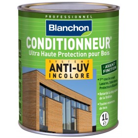 Conditionneur® haute protection Anti-UV - avant finition - incolore BLANCHON
