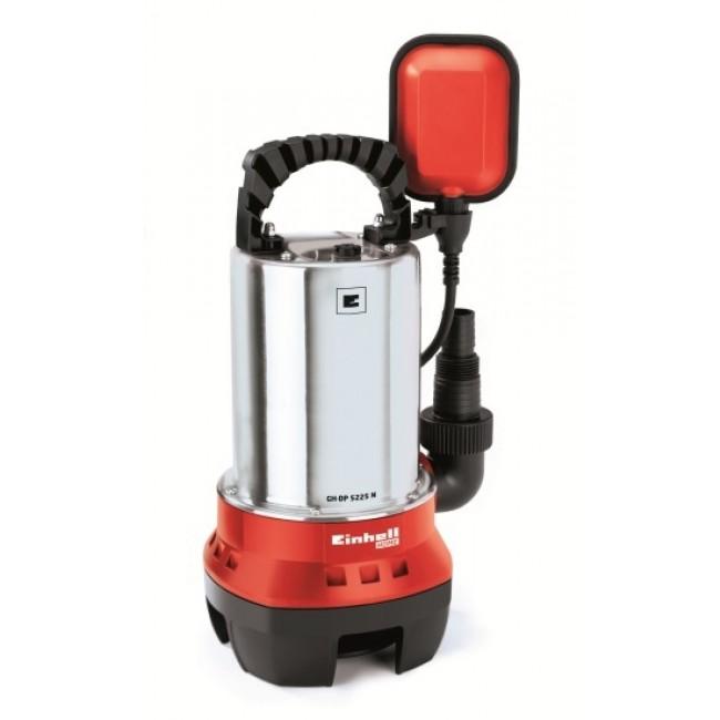 Pompe d'évacuation pour eaux chargées INOX 520 W GH-DP 5225 N EINHELL