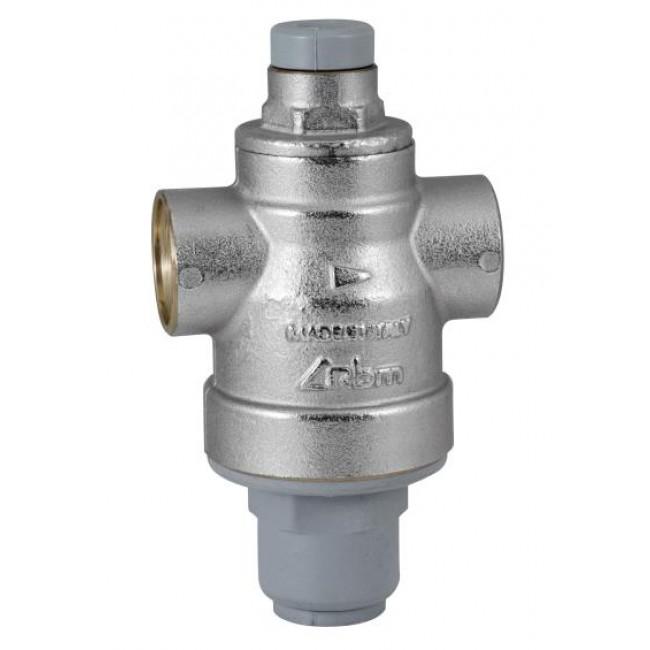 Réducteur de pression - rinoxdue silver - 15x21 RBM