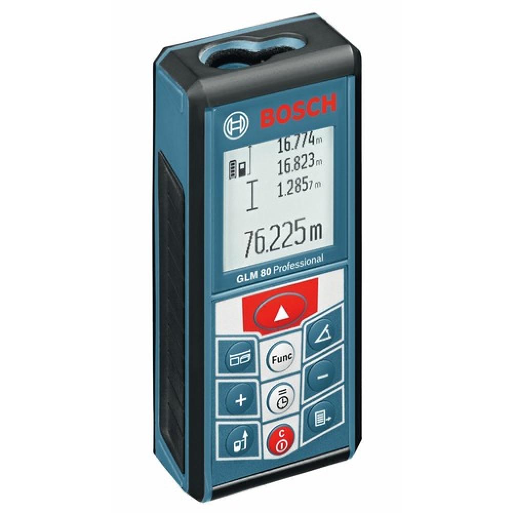 télémètre laser glm 80 - 0601072300 bosch | bricozor