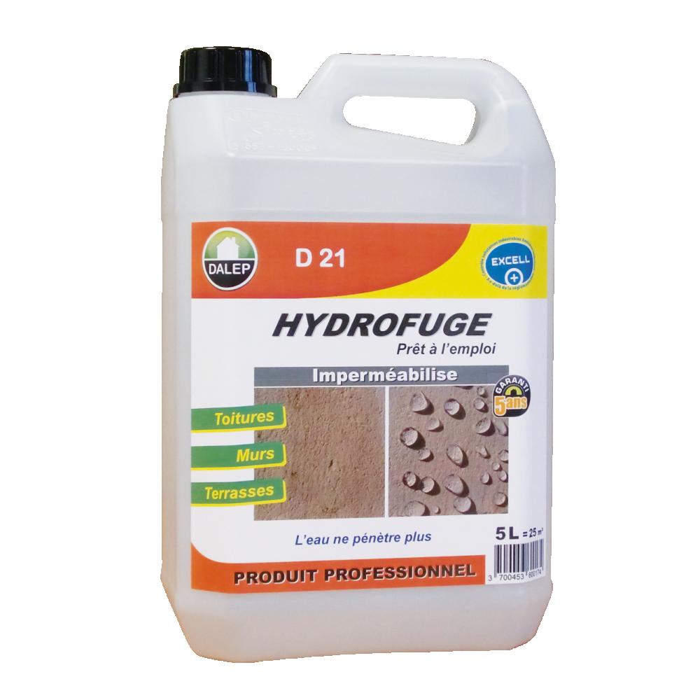 Perfect Hydrofuge Et Oléofuge Toitures Et Murs   5 Litres   D21 DALEP