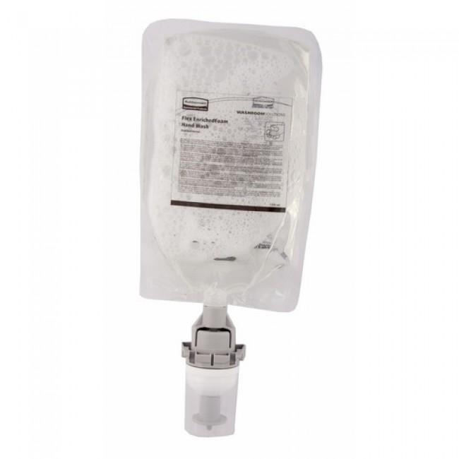 Recharge savon mousse antibactérien pour distributeur Flex RUBBERMAID