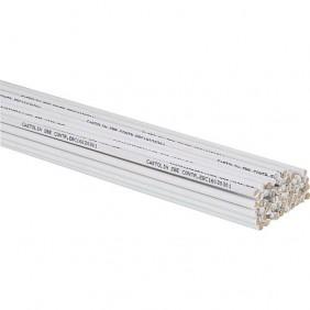 Baguette métal d'apport enrobé SBE (BROX) pour soudure - 1 mètre CASTOLIN