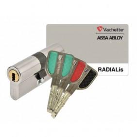Cylindre double variés - haute sécurité - Radialis VACHETTE