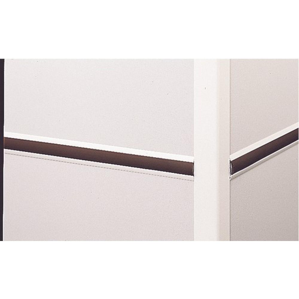 profil 535 1 bande pour protection murale bricozor. Black Bedroom Furniture Sets. Home Design Ideas