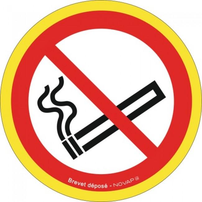 Disques d'interdiction rigides fluorescents NOVAP