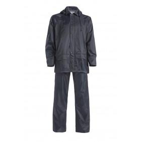 Ensemble de pluie unisexe Rainy veste et pantalon S à 4XL NORTH WAYS