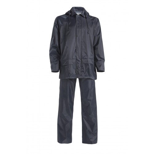 Ensemble de pluie unisexe Rainy veste et pantalon S à 4XL