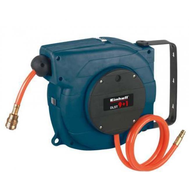 Dévidoir automatique tuyau - air comprimé - DLST 9+1 EINHELL
