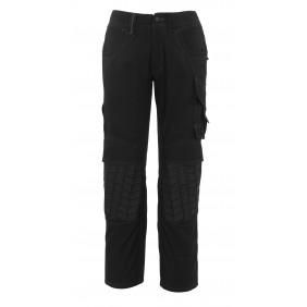 Pantalon de travail MASCOT® Laronde - Noir MASCOT