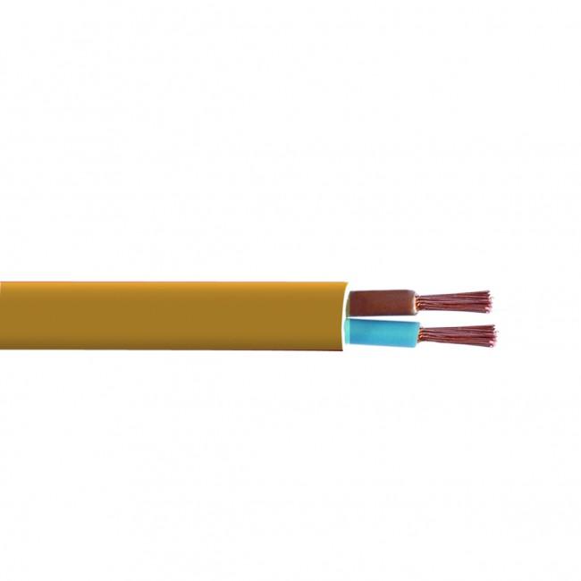 Câble souple HO3VVH2-F - 2 x 0,75 mm² DEBFLEX