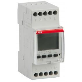Horloge digitale hebdomadaire - 1 canal ABB