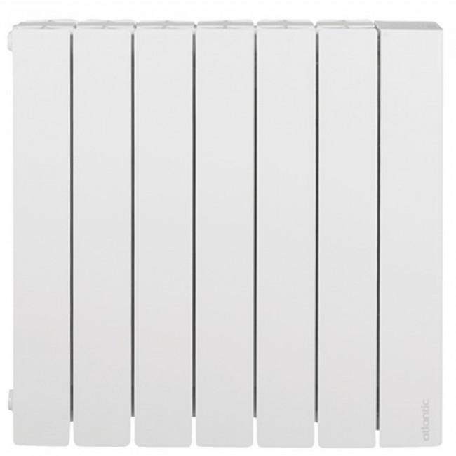 Radiateur électrique - fluide caloporteur - Accessio Digital ATLANTIC