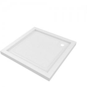 Receveur carré - à poser Acrylique - différentes dimensions-Pure AURLANE