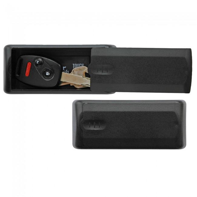 Boite à clés magnétique - Cachette pour dissimuler la clé de voiture MASTER LOCK