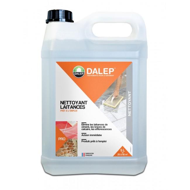 Nettoyant laitances de ciment – dérochant – taches de rouille DALEP