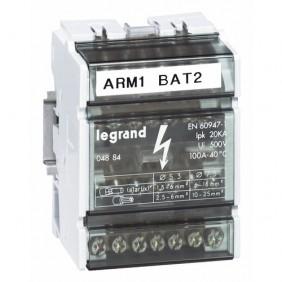 Répartiteur modulaire tétrapolaire LEGRAND
