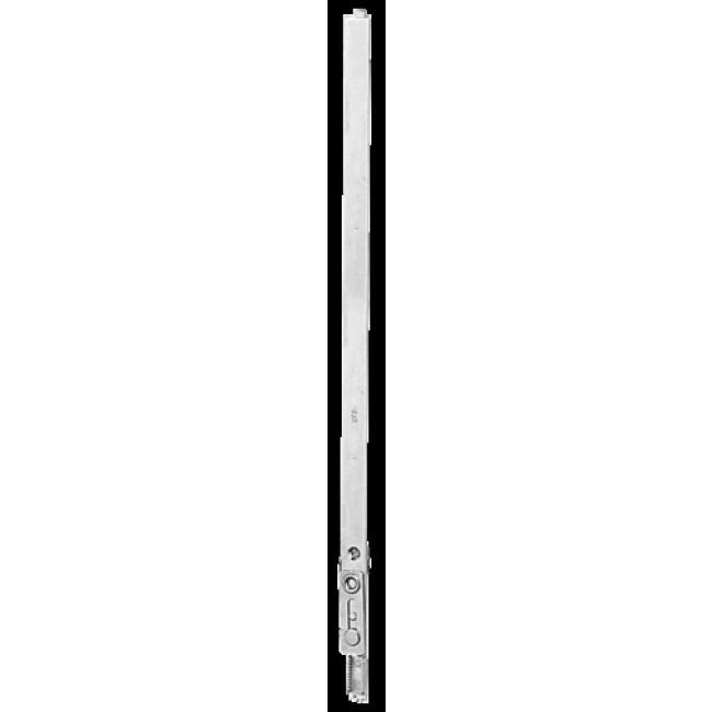 Rallonge de têtière pour crémone ajustable - longueur 250 mm FERCO