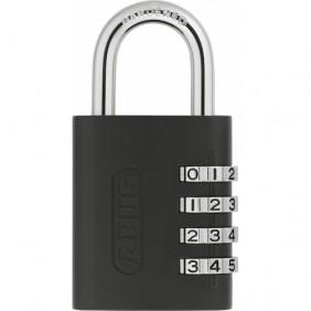 Cadenas à code renforcé - clé passe - zamak - 158/KC ABUS
