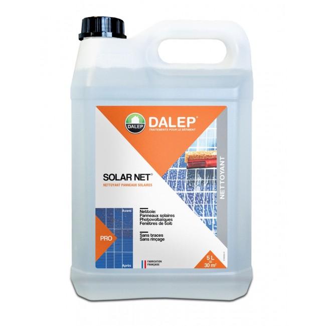 Nettoyant panneaux solaires – fenêtres de toit – Solar Net ® DALEP