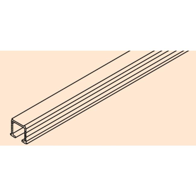 Rail de coulissage porte coulissante Clipo 15H IS/MS EKU