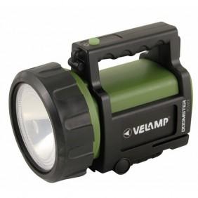Projecteur LED - rechargeable - portée 1000 mètres - IP 44 - IR 666