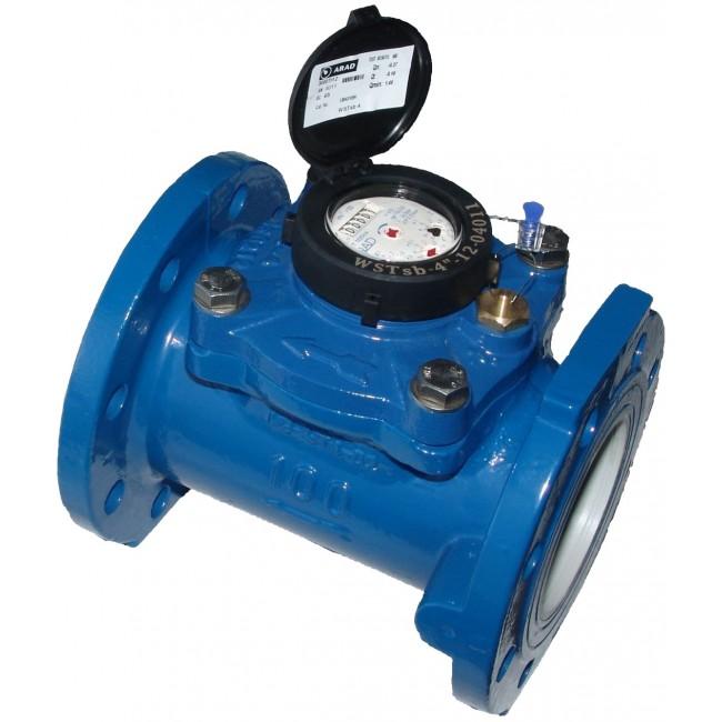 Compteur d'eau à hélice axiale Woltman - DN80 SMARTEO WATER