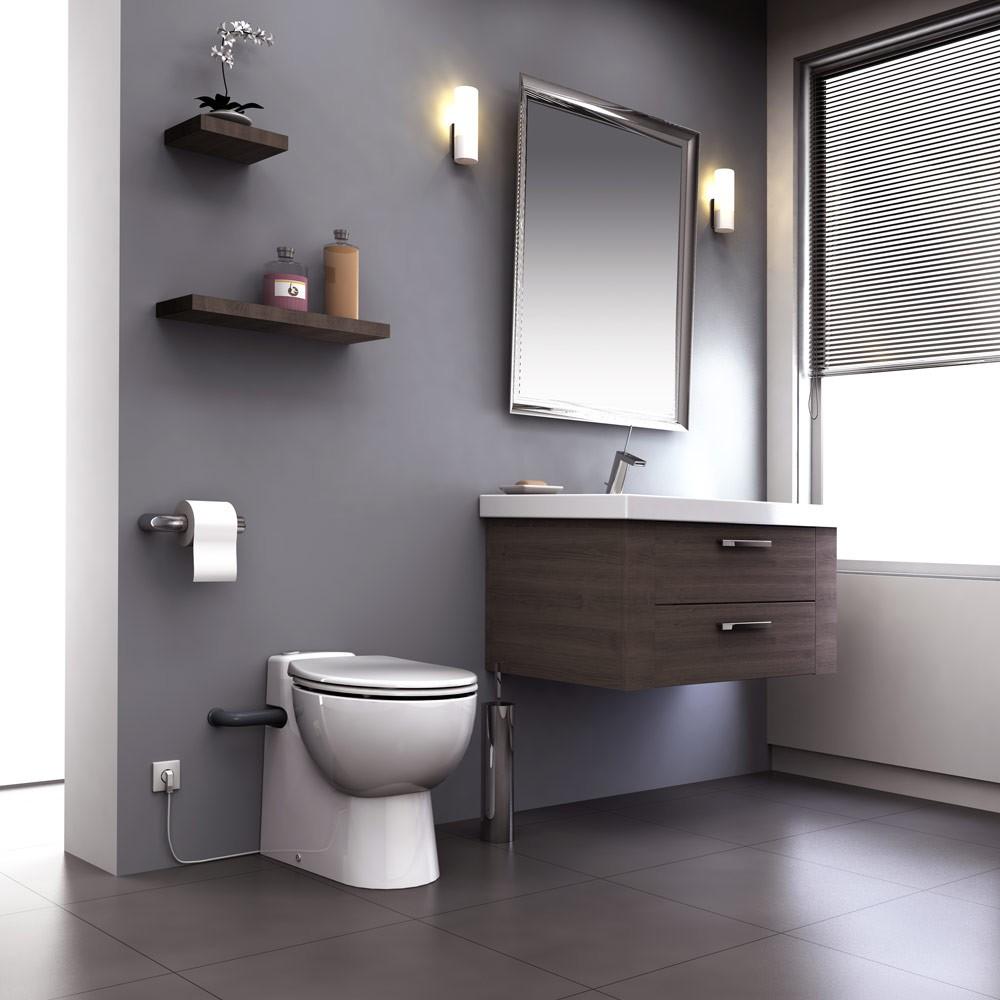 broyeur wc sanicompact pro sfa bricozor. Black Bedroom Furniture Sets. Home Design Ideas
