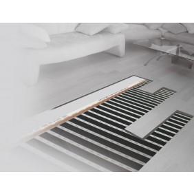 Film chauffant Ecofilm SET - sous stratifié - 85w/m2 SUD RAYONNEMENT