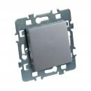 Mécanisme bouton poussoir + cache + support métal - Casual DEBFLEX