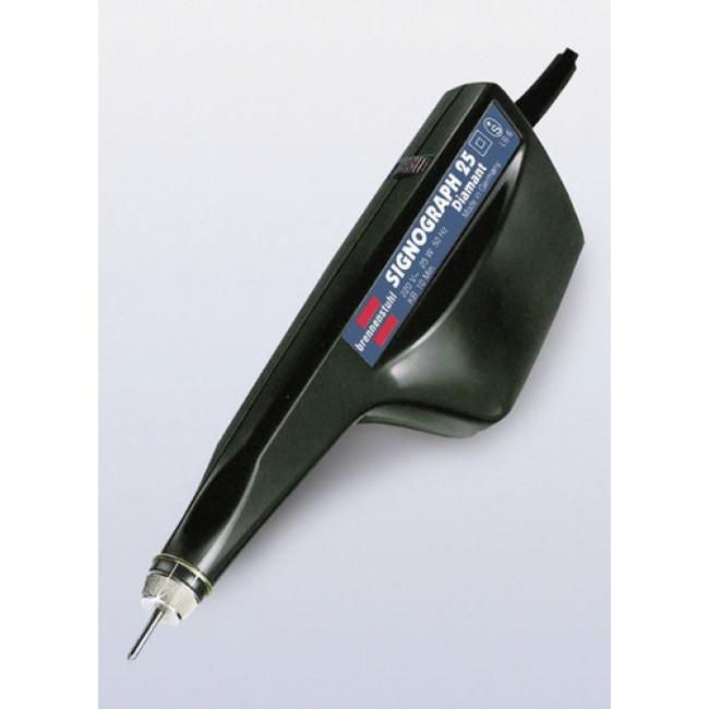 Crayon à graver électrique Sinograph 25 Diamant BRENNENSTUHL