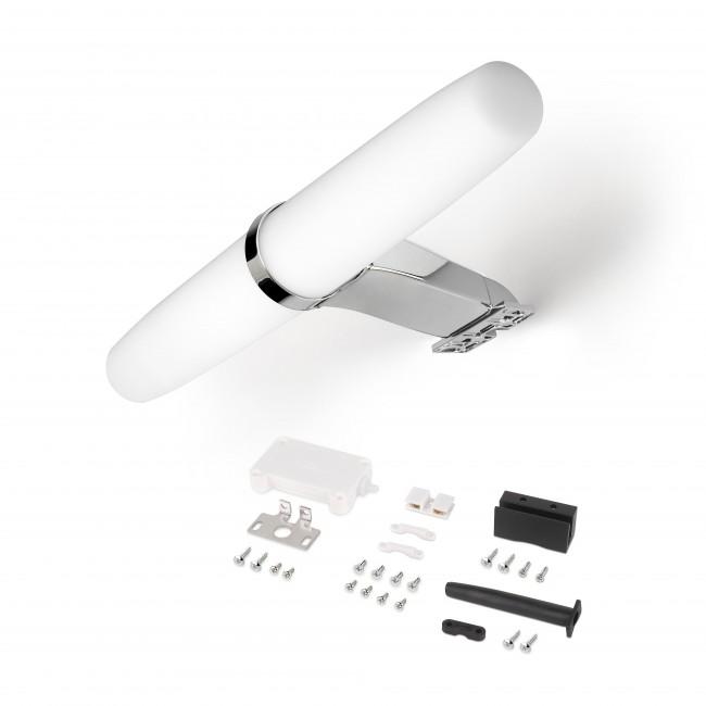 Applique LED - 233 mm - pose en applique ou miroir - Gemini EMUCA