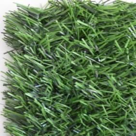 Haie végétale artificielle - 110 brins - vert pin JET7GARDEN