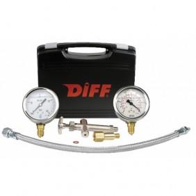 Malette de mise en service/contrôle de fioul DIFF