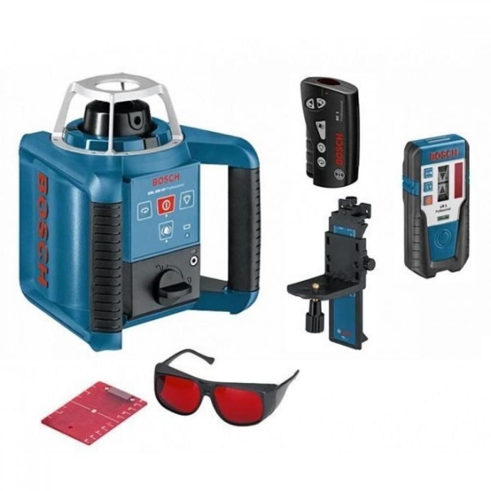 laser rotatif automatique grl 300 hv-0601061501 bosch   bricozor