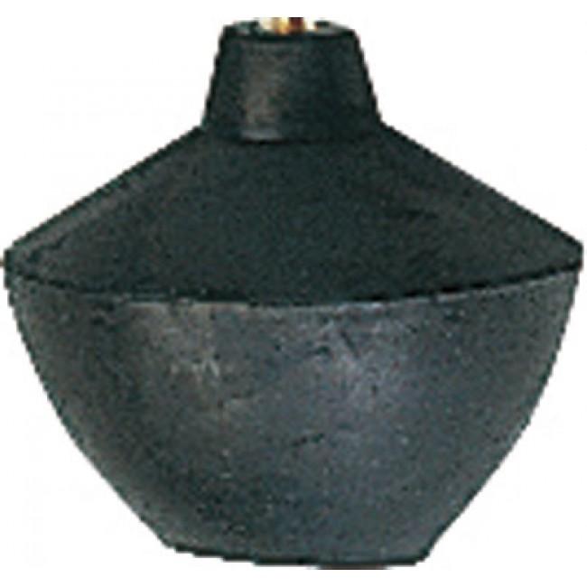 Clapet caoutchouc seul pour mécanisme de remplacement JACOB DELAFON RIQUIER