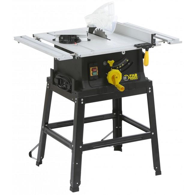 Scie sur table 1600 watts - lame 250 mm - 36 dents - TS 1800C FARTOOLS