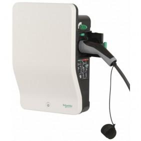Bornes de recharge - véhicules électriques - Evlink Walbox type 2 SCHNEIDER